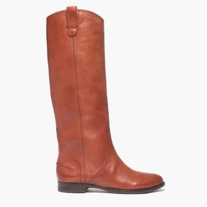 Madewell 1937 Archive riding boots size 6